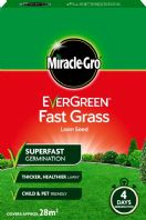 Miracle-Gro Fast Grass Seed - 840gm